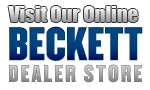 Visit our Online Beckett Store